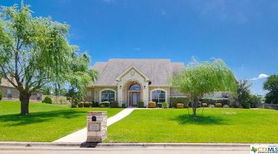 Salado TX Single Family Home For Sale: $349,721