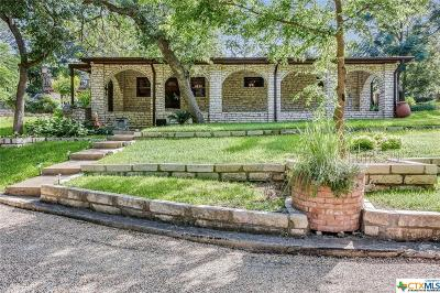 Belton Single Family Home For Sale: 3005 Tanglewood Circle