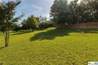 Copperas Cove Single Family Home For Sale: 2418 Cavalry Court