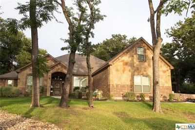 Belton Single Family Home For Sale: 820 Ridgeoak Drive