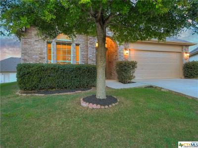 Schertz Single Family Home For Sale: 5704 Mahogany Bay