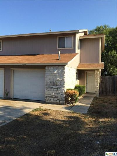 Killeen Condo/Townhouse For Sale: 1203 Westway