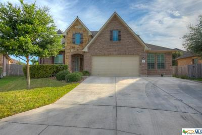New Braunfels Single Family Home For Sale: 2098 Western Pecan