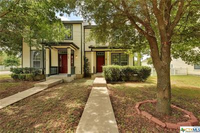 Kyle TX Condo/Townhouse For Sale: $165,900