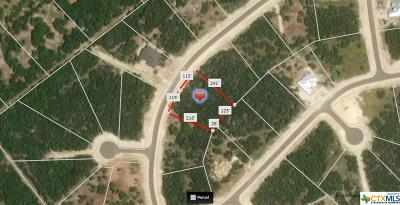 New Braunfels Residential Lots & Land For Sale: 1460 Merlot