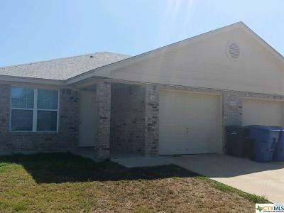 Copperas Cove Single Family Home For Sale: 4110 Primrose Drive