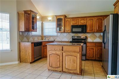 Killeen Single Family Home For Sale: 4809 Hammerstone