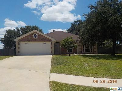 Harker Heights, Killeen, Temple Rental For Rent: 5604 Upper Ridge Court