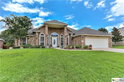 Harker Heights Single Family Home For Sale: 1809 Iron Jacket Trail
