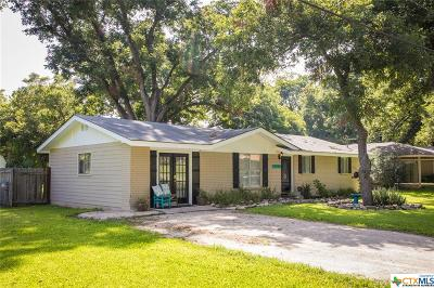 Comal County Single Family Home For Sale: 2151 Gruene Road