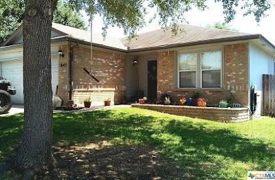 New Braunfels TX Single Family Home For Sale: $198,500