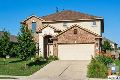 San Marcos Single Family Home For Sale: 618 Harwood