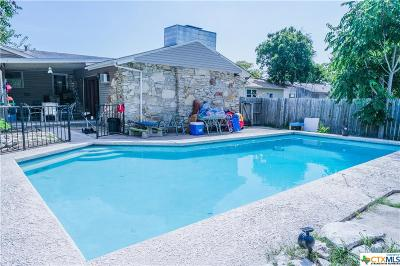 Copperas Cove Single Family Home For Sale: 604 W Avenue A Drive