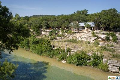 Wimberley Single Family Home For Sale: 110 Hub