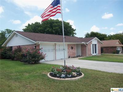 Killeen Single Family Home For Sale: 2909 Sierra Drive