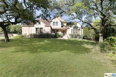 Canyon Lake Single Family Home For Sale: 348 Upland Court