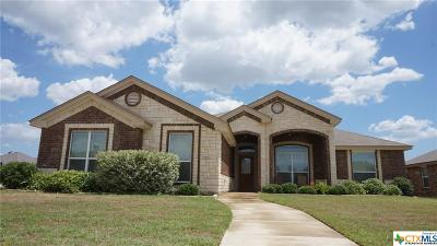 Killeen Single Family Home For Sale: 800 Hailie Drive