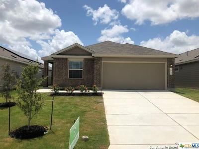 New Braunfels TX Single Family Home For Sale: $241,999
