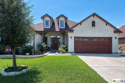 Harker Heights Single Family Home For Sale: 3381 Vineyard Trail