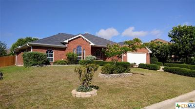 Harker Heights Single Family Home For Sale: 702 Mustang Trail