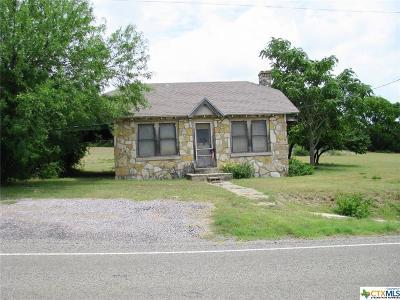 Coryell County Single Family Home For Sale: Tbd Fm 183