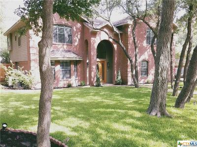 Belton Single Family Home For Sale: 514 Northcliffe