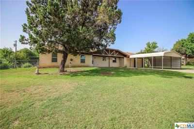Copperas Cove Single Family Home For Sale: 171 County Road 4876