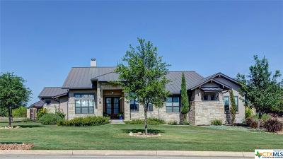 New Braunfels Single Family Home For Sale: 2532 Emu Parade