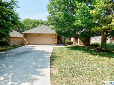 Harker Heights Single Family Home For Sale: 1516 Chardonnay Drive