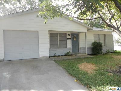Killeen Single Family Home For Sale: 406 Alexander Street