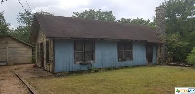 Belton Single Family Home For Sale: 930 W Avenue B