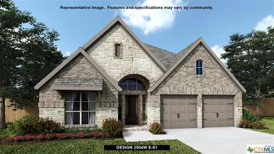 New Braunfels Single Family Home For Sale: 626 Volme