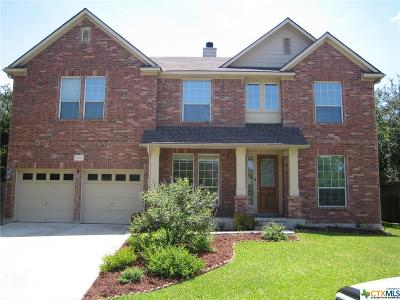 Schertz Single Family Home For Sale: 2532 Melville Ln