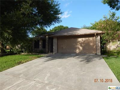 Schertz Single Family Home For Sale: 3808 Greenridge