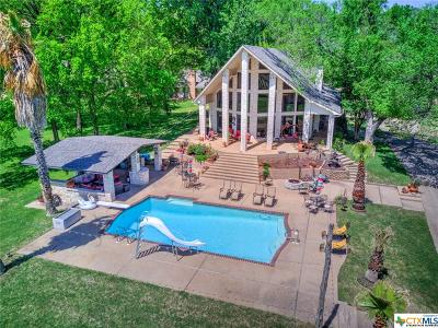 Single Family Home For Sale: 308 Brazos Point Dr