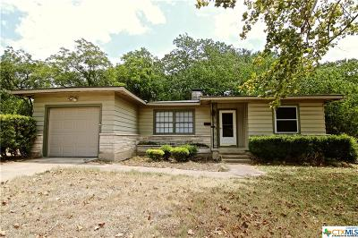 Bell County Single Family Home For Sale: 1505 Live Oak Drive