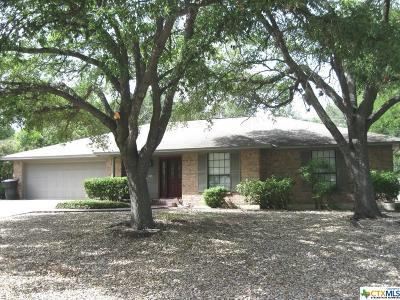 Temple Single Family Home For Sale: 2714 Michaels Drive
