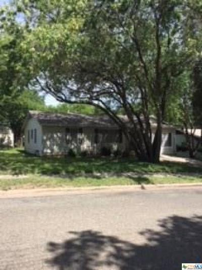 Copperas Cove Single Family Home For Sale: 316 Ash
