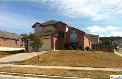 Killeen Single Family Home For Sale: 6400 Nessy