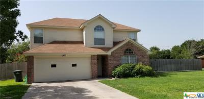 Copperas Cove Single Family Home For Sale: 906 Tank