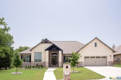 Belton Single Family Home For Sale: 2117 Dunns Hollow Drive