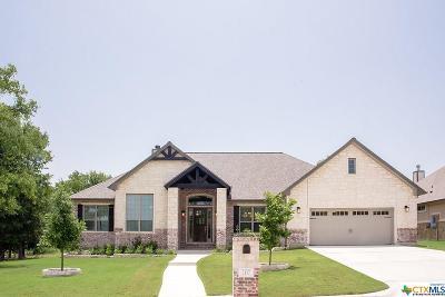 Belton TX Single Family Home For Sale: $412,000