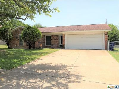 Copperas Cove Single Family Home For Sale: 704 S 23rd Street