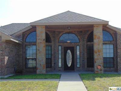 Killeen Single Family Home For Sale: 2207 Sparrow Road