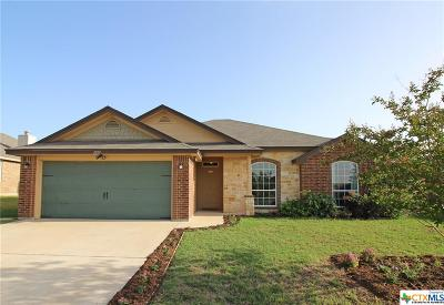Killeen Single Family Home For Sale: 2810 Tarrant County Drive