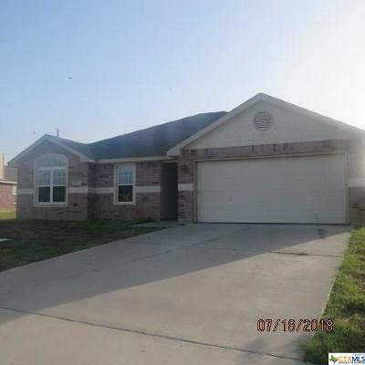 Copperas Cove Single Family Home For Sale: 2702 Sunflower Trail