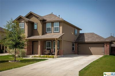 New Braunfels Single Family Home For Sale: 1051 Lilac Wind