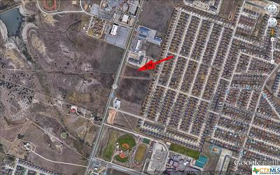 Killeen Residential Lots & Land For Sale: 2806 S Clear Creek