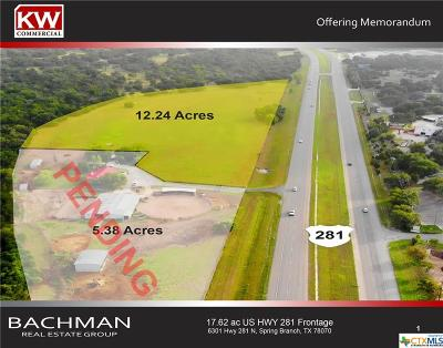 Commercial For Sale: 6301 Us Highway 281