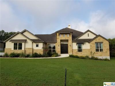 New Braunfels Single Family Home For Sale: 730 Cambridge